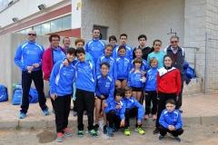 Athletic Club en la Liga Regional de Cross (San pedro del Pinatar) (3)