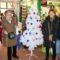 La junta local de la AECC prosigue con su importante tarea por Navidad