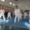 El taekwondo jumillano 'pasa revista' a casi 80 alumnos (Fotos)