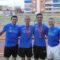 Cuatro medallas para el Athletic Club en el Campeonato Regional