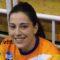 Elena Navarro le pone  el cerrojo a la portería del Sporting La Rioja