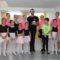 Vicente Ochoa celebra el final del curso en su escuela de ballet