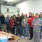 Cincuenta personas asistieron a la comida de la Sociedad de Colombicultura Fuente Del Pino