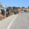 Detenido el conductor de un camión accidentado en la RM-428 de Jumilla