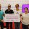 La Fundación Síndrome de Dravet ya tiene su cheque de 4.750 euros