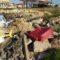 Ciudadanos denuncia los escombros que hay junto a la plaza del Camionero