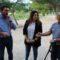 """El concejal de Agricultura le solicita al consejero que """"agilice los arreglos de los caminos en el municipio"""""""