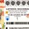 El Sorteo Extraordinario de Lotería Nacional del Día de la Hispanidad deja un total de 247.500 euros en Jumilla