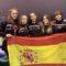 Maco Bernal se corona en el Europeo de Hungría