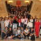 Los alumnos de intercambio de Cossé Le Vivien son recibidos en el Ayuntamiento de Jumilla