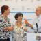 Marín Padilla recibirá una mención honorífica por su carrera científica