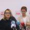 Virginia Lopo denuncia la falta de médicos en el hospital de Yecla