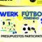 Juventud oferta para noviembre un curso de fútbol femenino