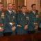 La Guardia Civil celebra su patrona la Virgen del Pilar y el 175 aniversario de la fundación del cuerpo