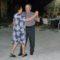 El alcalde pedáneo de Las Encebras se despide entre sus familiares y amigos