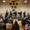 Jumilla Brass Quintet anima la mañana en BSI con un conocido repertorio musical