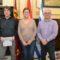 Hinneni y Ayuntamiento han firmado el convenio por importe de 2.000 euros