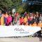 Más de medio centenar de personas participaron en ruta a la Cingla organizada por Adahi