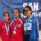 Mario Monreal y Aya el Haddadi se suben al podio en Monóvar