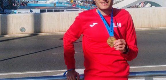 Juan Francisco Moreno baja de las tres horas en la Maratón de Valencia