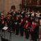 La Coral Canticorum celebra su concierto de Navidad en la iglesia de Santiago