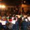 Los músicos de la Julián Santos ponen la banda sonora a la Navidad en La Estacada