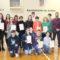 Los alumnos del curso de Defensa Personal reciben sus diplomas