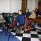 Mariola Alcocer y D´Colores Band ofrecieron un concierto solidario en las dominicas