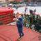 Los cuerpos de seguridad y emergencias muestran su labor y solidaridad en Jumilla