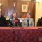 Natalia Carcelén entrega a los jumillanos la imagen del Cristo