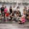 Dieciséis asistentes en la primera sesión de twerking en Gym3