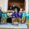 Los Reyes envían a sus carteros para recoger las misivas de los niños jumillanos