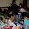 Muchos jumillanos donan juguetes y artículos de bebé que irán a Cáritas