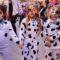 Mucha imaginación en el desfile de Carnaval de los colegios y guarderías