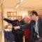 'El Fortuna' muestra sus 40 años de periodismo en una exposición