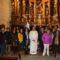 La Hospitalidad de Lourdes rinde culto a la imagen de la Virgen en su festividad
