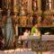 La AECC honra y hace ofrendas a su protectora, Santa Águeda