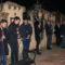 El grupo de Jóvenes Cofrades de la Junta Central recupera el rezo de los Siete Dolores de la Virgen