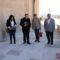 Finalizan las obras de rehabilitación del atrio de la Iglesia Mayor de Santiago