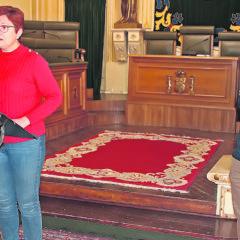 Juana Guardiola: «Esta semana se ha detenido a tres personas en Jumilla por violencia de género»