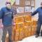 La empresa J. García Carrión dona 1.000 litros de zumo para los más necesitados