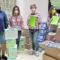 El Grupo Hinneni, suma y sigue con su campaña de recogida de alimentos