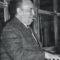 Eugenio Santos restaura todas las partituras antiguas de su abuelo