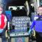 Gym3 hace entrega de 570 litros de leche a Cruz Roja Jumilla