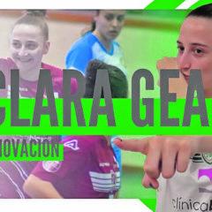 Clara Gea renueva por el Clínica Blasco-FSJoventut d' Elx