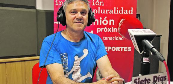 """José Ramón Moreno «Saleri»: """"El fin de la escuela de baloncesto es crear cultura deportiva y que disfruten jugando"""""""