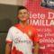 El joven Jorge Luna renueva una temporada más con el Algueña CF