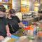 Gran éxito en las degustaciones de comida japonesa de La Macarena