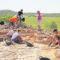 Arranca la segunda campaña de excavaciones en el yacimiento de la sierra Gorgociles del Escabezado