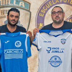 El Club de Fútbol Sala Jumilla y la Escuela firman un acuerdo de filialidad